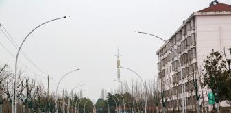 杨市刘岭街(杨市司法所-曹禺陵)升级改造工程